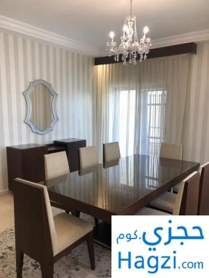 Furnished Apartment For Rent In Abdoun