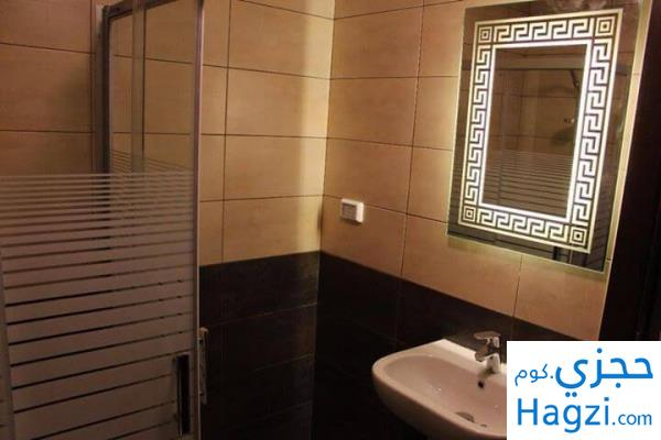 Furnished Ground Floor Apartment For Rent In Jabal Amman