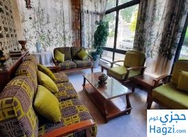 Furnished Apartment to Rent 400sqm